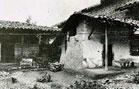 Casa em que viveu Vallejo durante a sua infância.