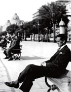 César Vallejo, em Nice