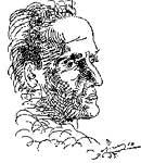 César Vallejo (desenho feito por Picasso)